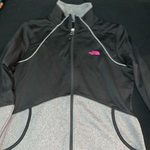 North face runner jacket